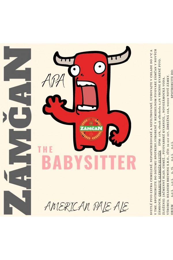 Beer label bohemian 2020