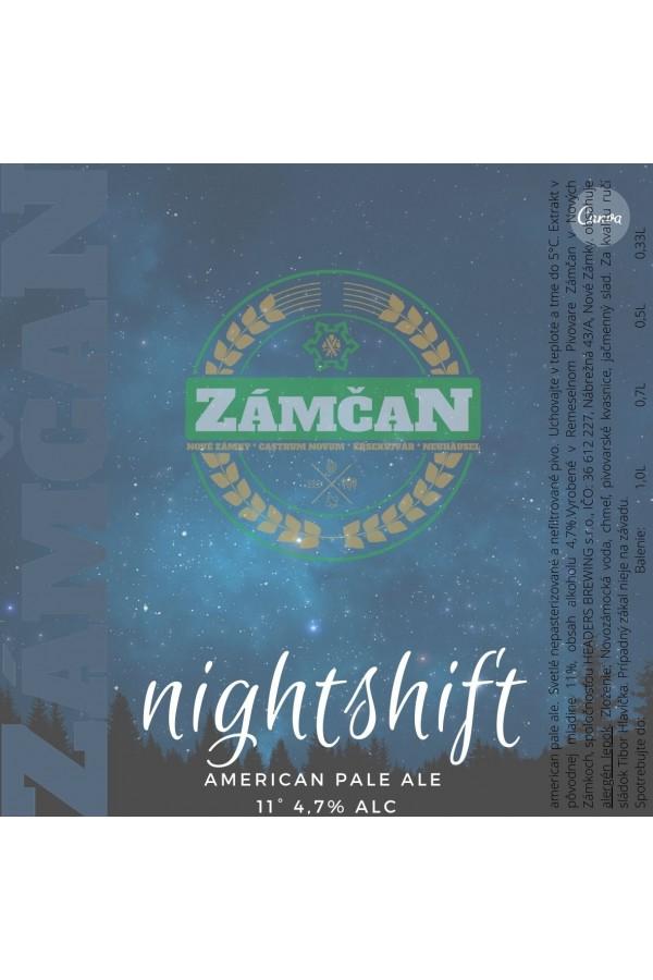 Beer label Vermont 2020