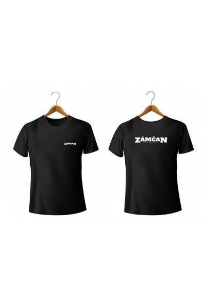 Tshirt Zámčan black